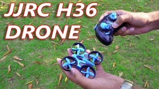 JJRC H36 Best Drone under 20$ ? Unboxing & Full Review India