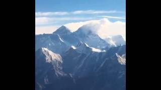 Mt. Everest flyover