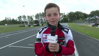 Rok Cup Germany 2019 Cheb- Interviews I