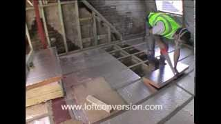 loft conversion insulation with Kingspan or Celotex