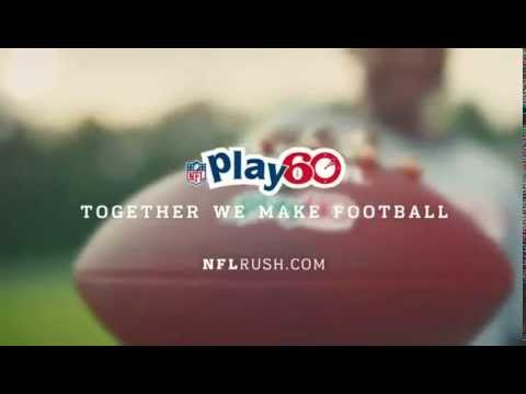 Commercial for NFL Play 60 (2015) (Television Commercial)