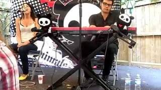 Charlotte Sometimes - Waves & The Both Of Us (Skelanmials Acoustic)