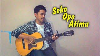 Sandios Pendhoza  Seko Opo Atimu (Nyud Guitar Cover)