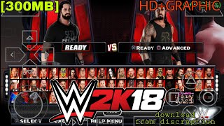 ppsspp games download for android wwe 2k18 - TH-Clip