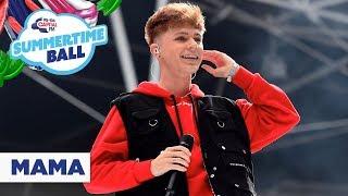 Jonas Blue Feat HRVY – 'Mama' | Live At Capital's Summertime Ball 2019