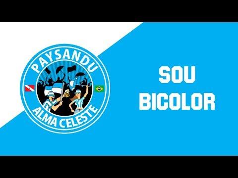 """""""Banda Alma Celeste - Sou BICOLOR"""" Barra: Alma Celeste • Club: Paysandu"""