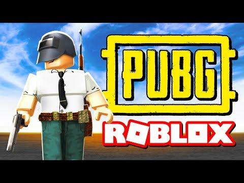 PUBG IN ROBLOX - ROBLOX Video