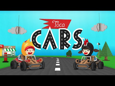 Toca Boca Commercial for Toca Cars (2013 - 2014) (Television Commercial)