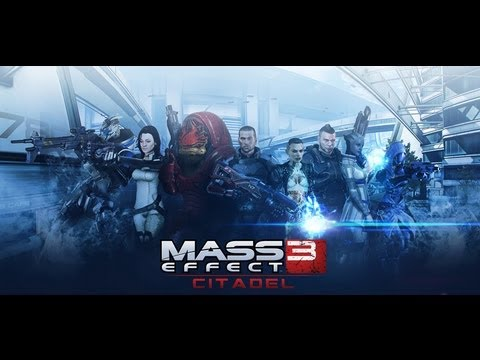 Mass Effect 3: Citadel DLC Gives Commander Shepard Gets A Glorious Send-Off