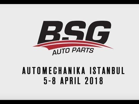 BSG Auto Parts - Automechanika  5-8 April 2018