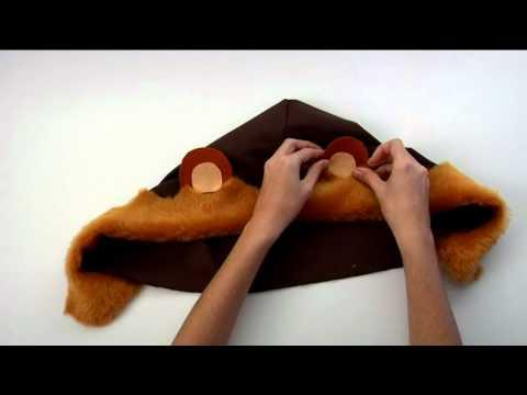 Cómo conseguir tu disfraz de león