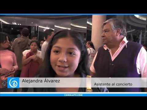 Orquesta Sinfónica del Estado de México (OSEM), a cargo del Maestro Enrique Bátiz, realizó presentación en el Tejolote