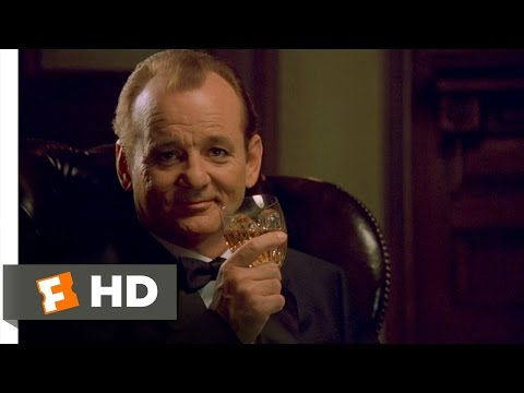 Suntory Time! - Lost in Translation (1/10) Movie CLIP (2003) HD