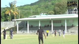 Highlights from cricket game between Police and  PTV