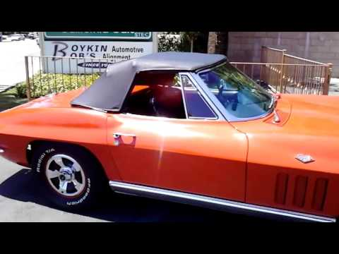 Video of '66 Corvette - J4YG