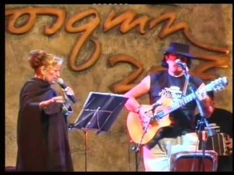 Antonio Tarragó Ros video Tarragó Ros y Ramona Galarza - Cosquín 2007