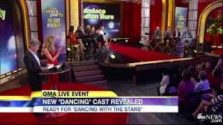 'Dancing With the Stars' Season 18 Cast Announced GMA!