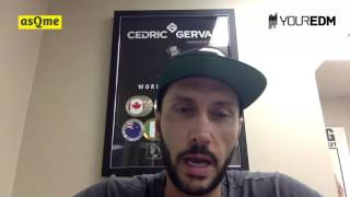 Cedric Gervais on the best music festivals in the world