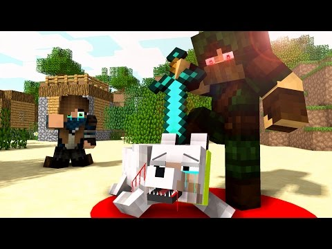 Wolf Life 3 - Craftronix Minecraft Animation