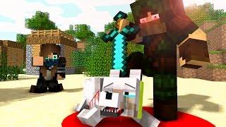Wolf Life 3   Craftronix Minecraft Animation
