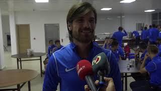 Gökhan Kapoğlu, Futbolcularla Bir Araya Geldi