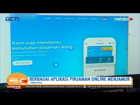 Kian Menjamur, ini Jerat Pinjaman Online yang Hanya Bermodalkan KTP dan Foto - SIP 24/06