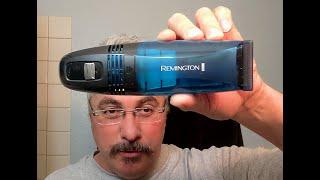 Remington Hc6550 Cordless Vacuum Hair Clippers Quick Hair Cut