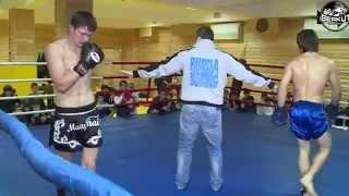 (75 кг) К-1. Сурхо Ханбахадов vs Николай Василенко