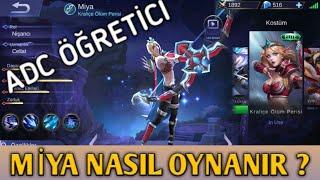 Miya nasıl oynanır en ince ayrıntısına kadar anlatım - Mobile legends