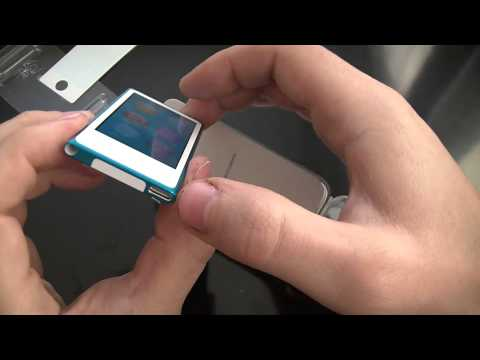 Apple ipod Nano 7th Generation 16GB Blue Unboxing And Review