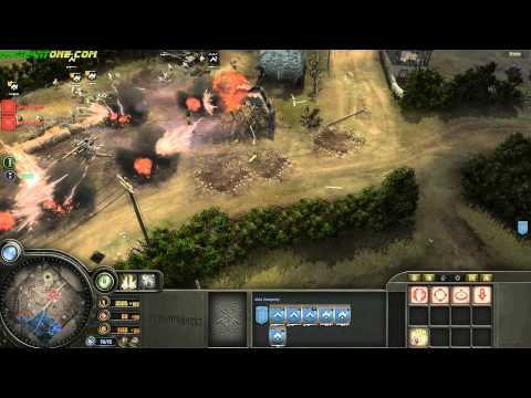 Company Of Heroes Walkthrough Mission 8 Part 2 St Fromond By
