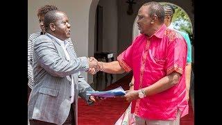 CS Fred Matiang'i says that President Uhuru Kenyatta wants the country to move forward not backward