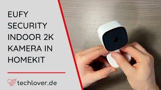 Eufy Security Indoor Cam 2K in HomeKit. #11 | techlover.de