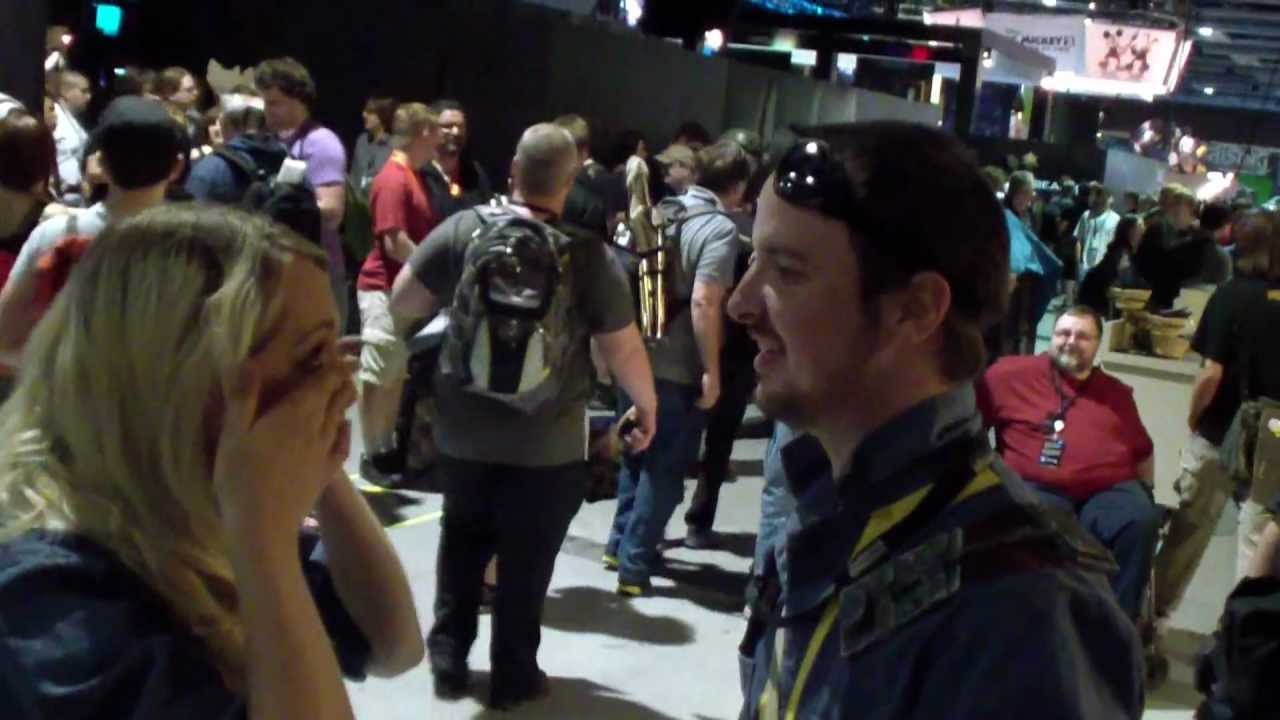 PAX Attendees Trade In Bottle Caps For An Engagement Ring At Bethesda's Booth