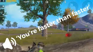 You're faster than faster | Conquerer Tier 19 Kills | PUBG Mobile