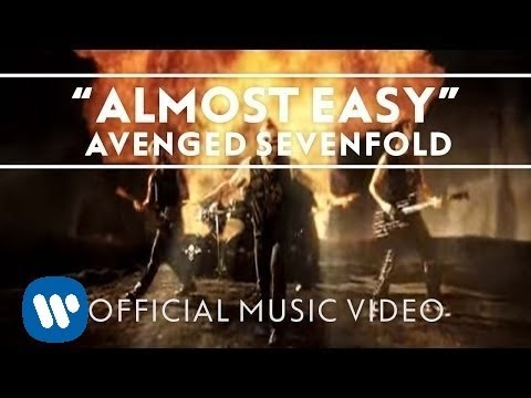 Avenged Sevenfold - Almost Easy [Official Music Video]