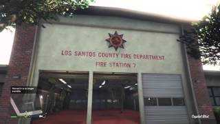 gta 5 accessable fire station location