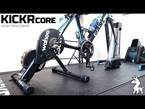 Wahoo Kickr CORE Smart Trainer: Details // Unboxing // Setup // Ride Review