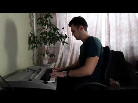 Zivert - Зелёные Волны ( Piano Cover )