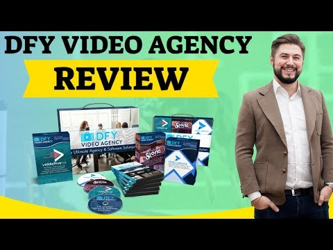DFY Video Agency Review - 3 Agency Apps With Master Reseller Panel