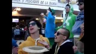 preview picture of video 'Serenata a  Vanessa Ferreira e Nuno Mota Calpe 2013'