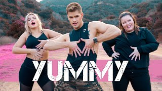 Yummy - Justin Bieber | Caleb Marshall | Dance Workout