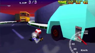 """Toad's Turnpike 3lap 2'58""""86 (PAL)"""