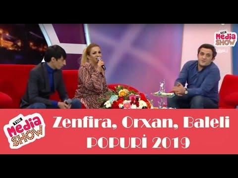 Zenfira Ibrahimova Orxan Lokbatanli Baleli Mastagali (SUPER CANLI IFA) 2019
