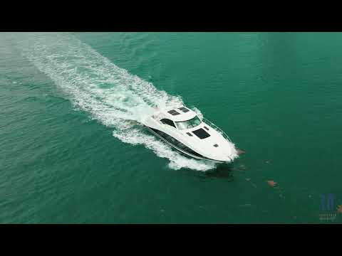 Sea Ray 55 Sundancer video