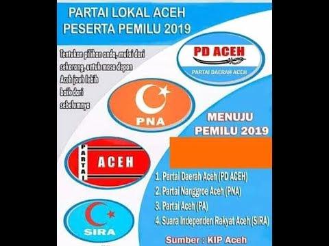 Viral, Lagu Partai Nanggroe Aceh Part 2
