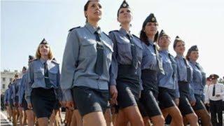 美しすぎる世界の女性警察官制服まとめ