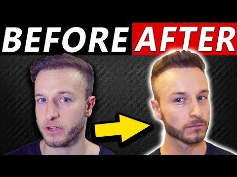 HOW TO DYE YOUR BEARD THE RIGHT WAY!