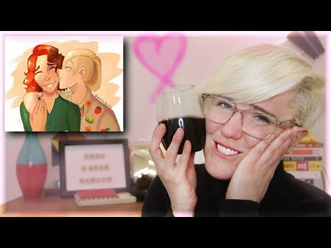 REACTING TO FAN ART (send me yours to react to next!)