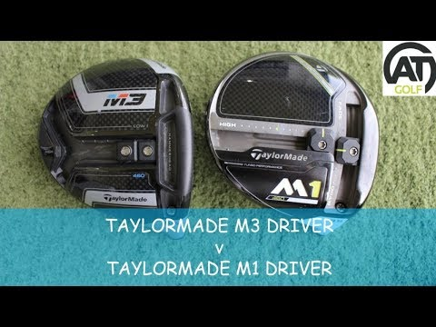 TAYLORMADE M3 DRIVER v TAYLORMADE M1 DRIVER